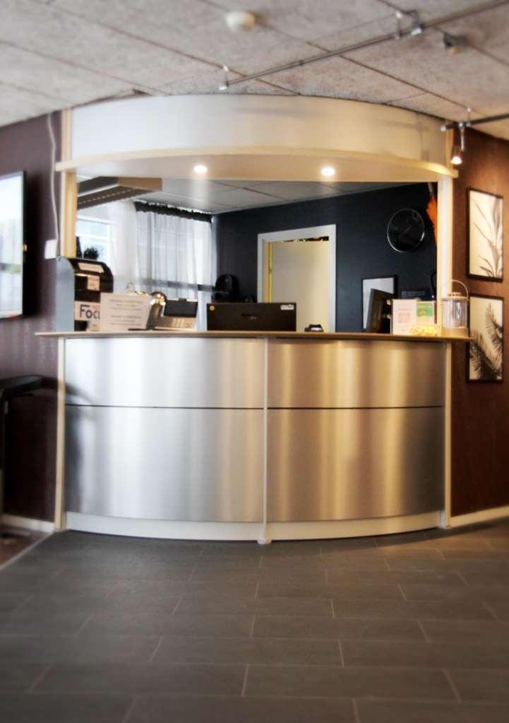 Sure Hotel by Best Western Focus - Vue du lobby