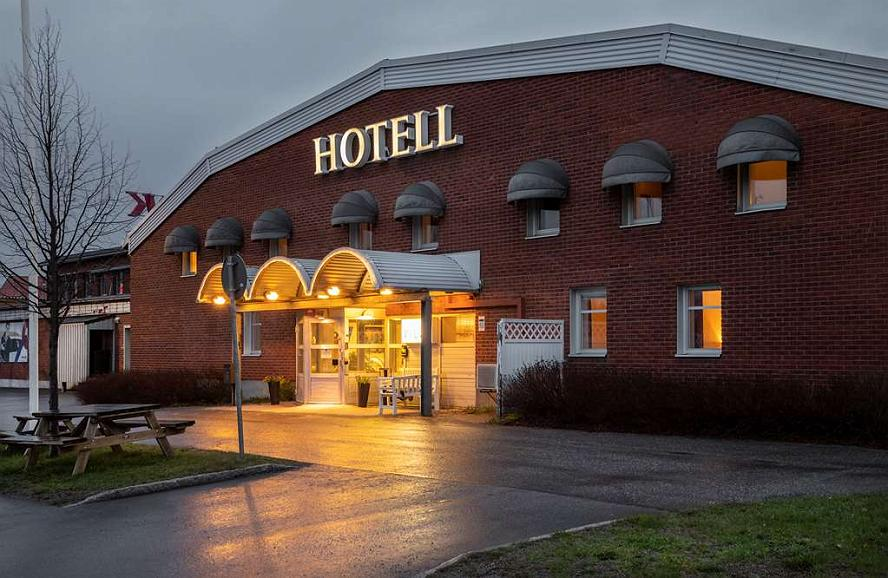 Sure Hotel by Best Western Vilja - Aussenansicht