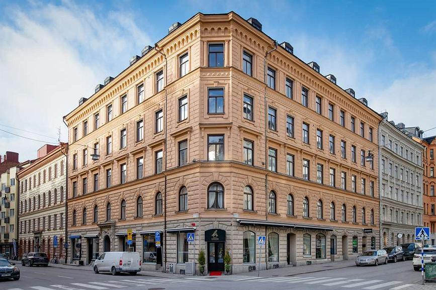 Hotel Hansson Sure Hotel Collection by Best Western - Aussenansicht