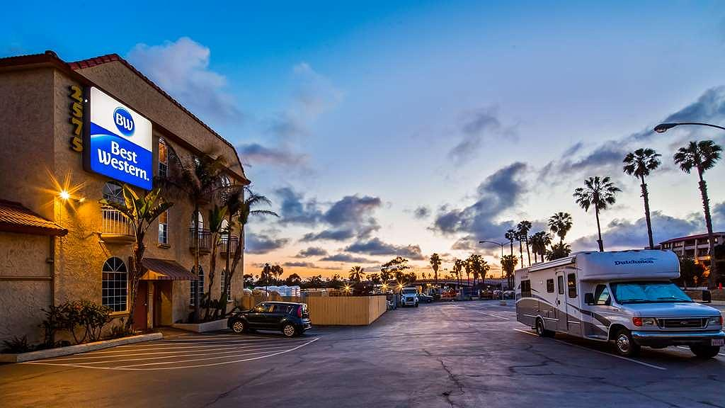 Best Western Mission Bay - Vista exterior