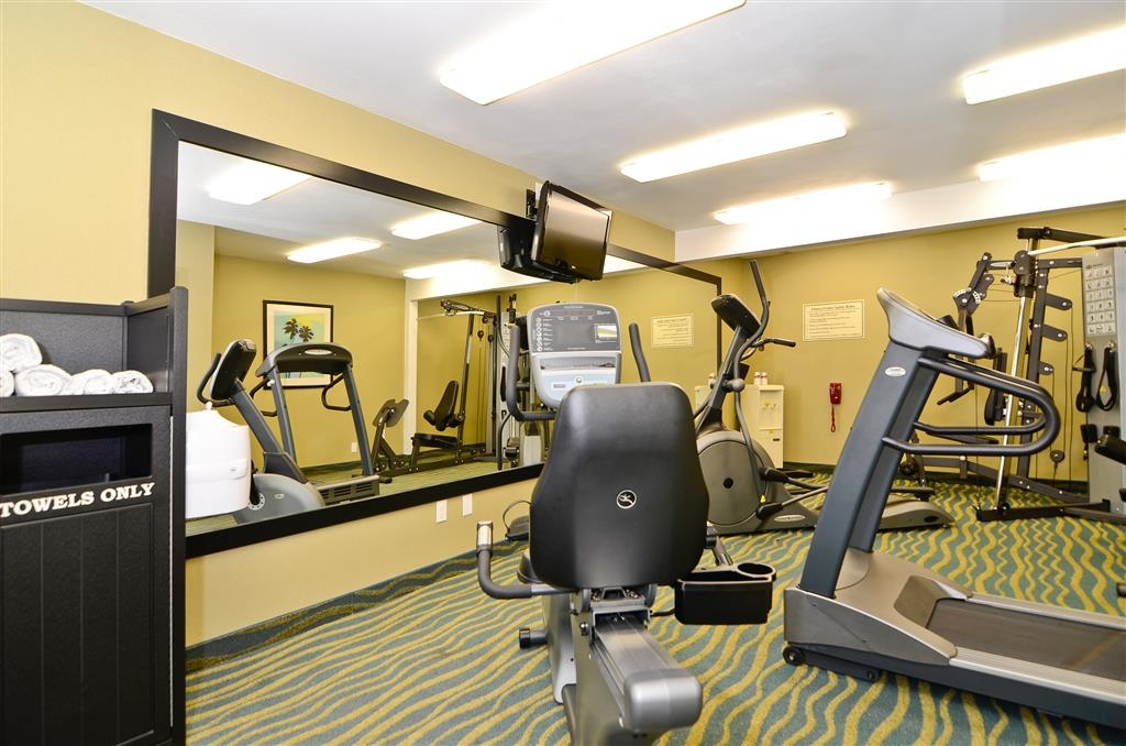 Best Western Mission Bay - Centro fitness