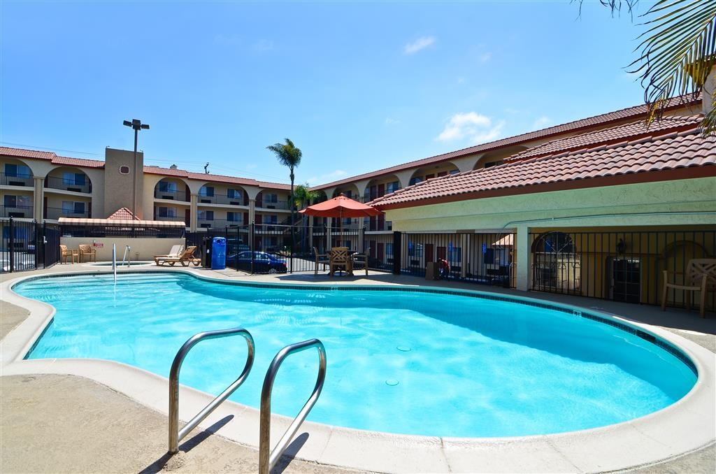 Best Western Mission Bay - Piscina