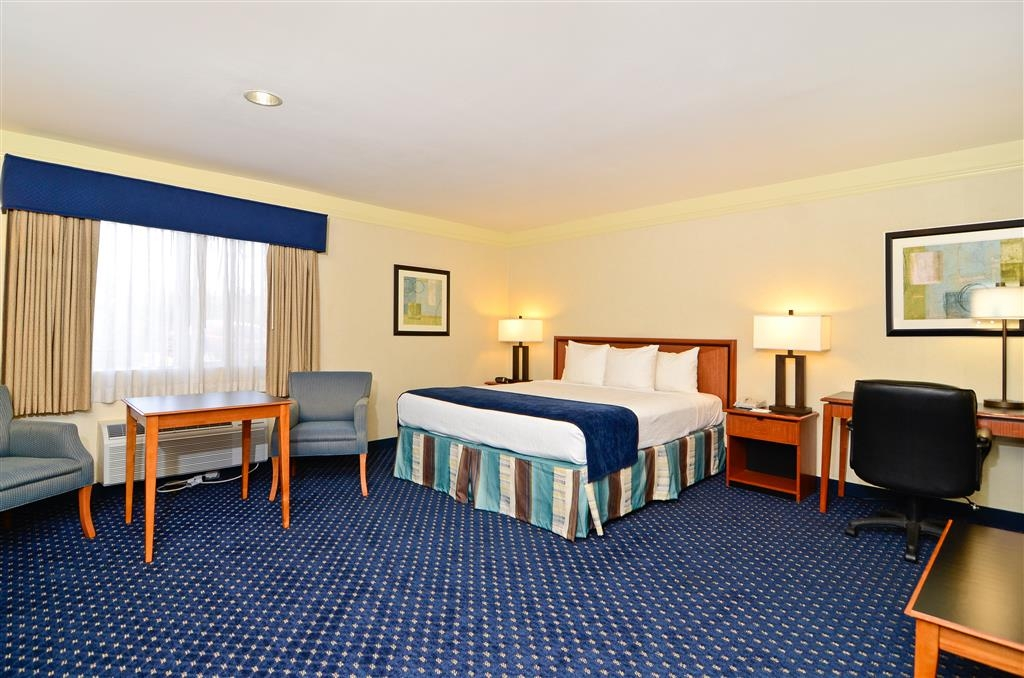 Best Western Mission Bay - Suite familiar