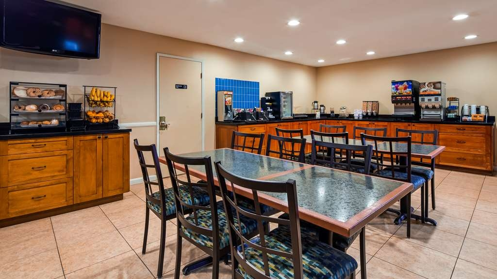 Best Western Mission Bay - Restaurante/Comedor