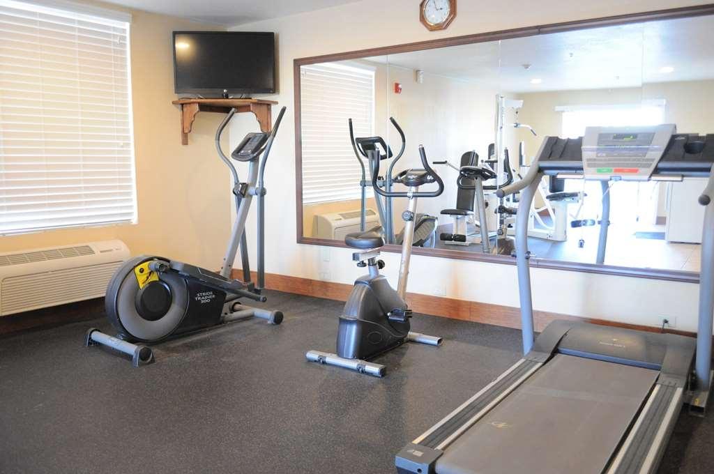 Best Western Plus John Jay Inn & Suites - Salle d'entraînement