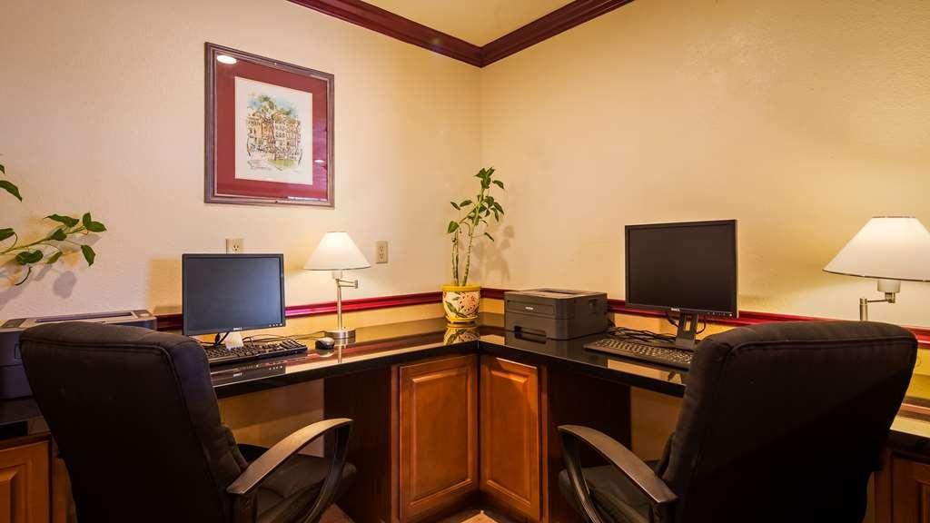 Best Western Plus John Jay Inn & Suites - centre des affaires