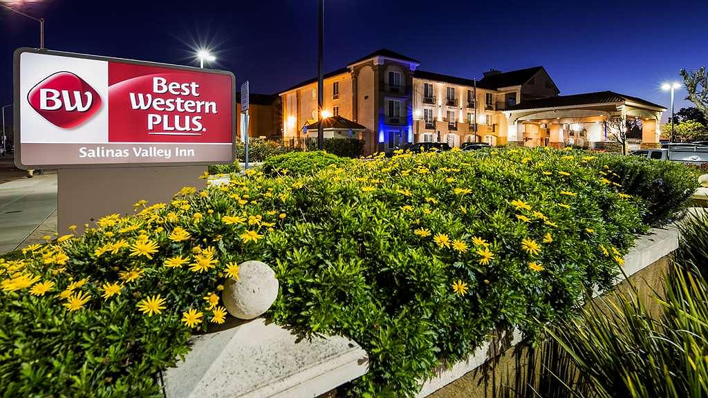 Best Western Plus Salinas Valley Inn & Suites - Vista exterior