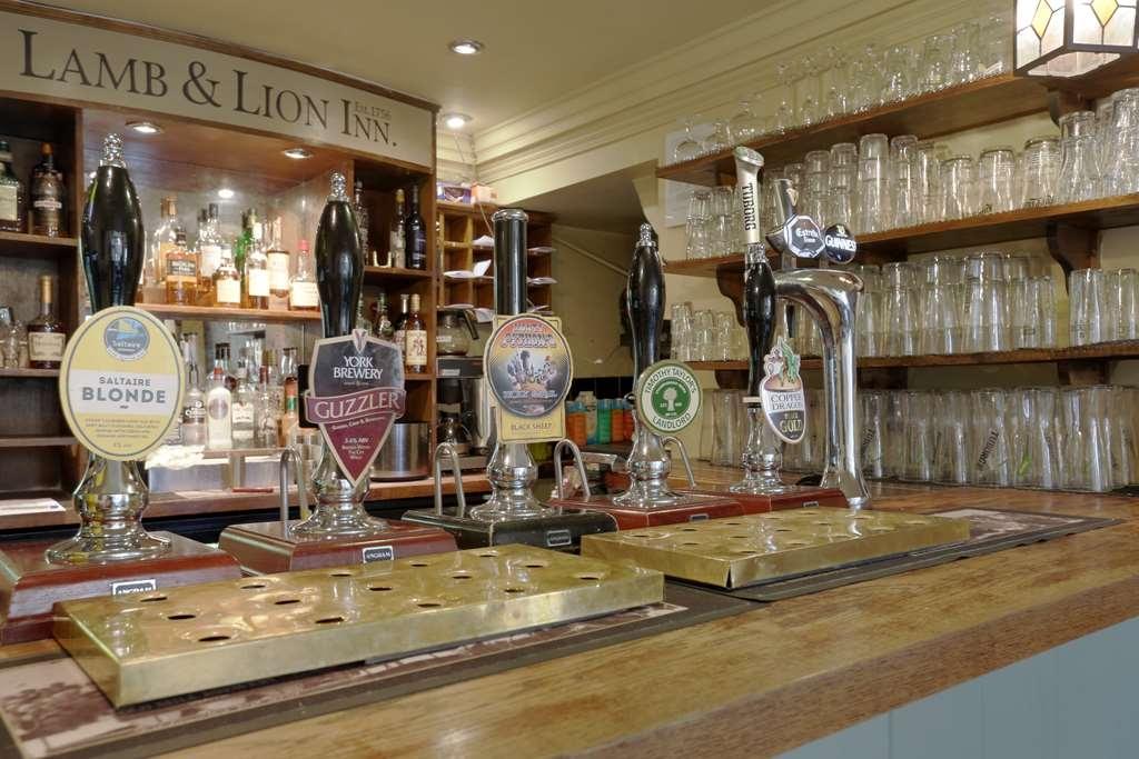 Lamb & Lion Hotel, Sure Hotel Collection by Best Western - Restaurant / Etablissement gastronomique
