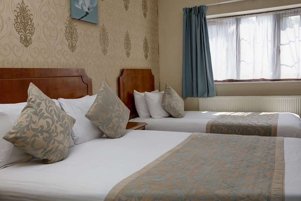 Sure Hotel by Best Western Birmingham South - Camere / sistemazione