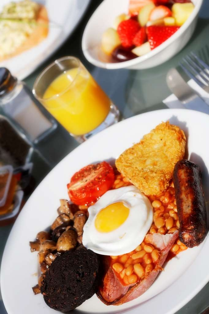 Sure Hotel by Best Western Birmingham South - Restaurant / Gastronomie