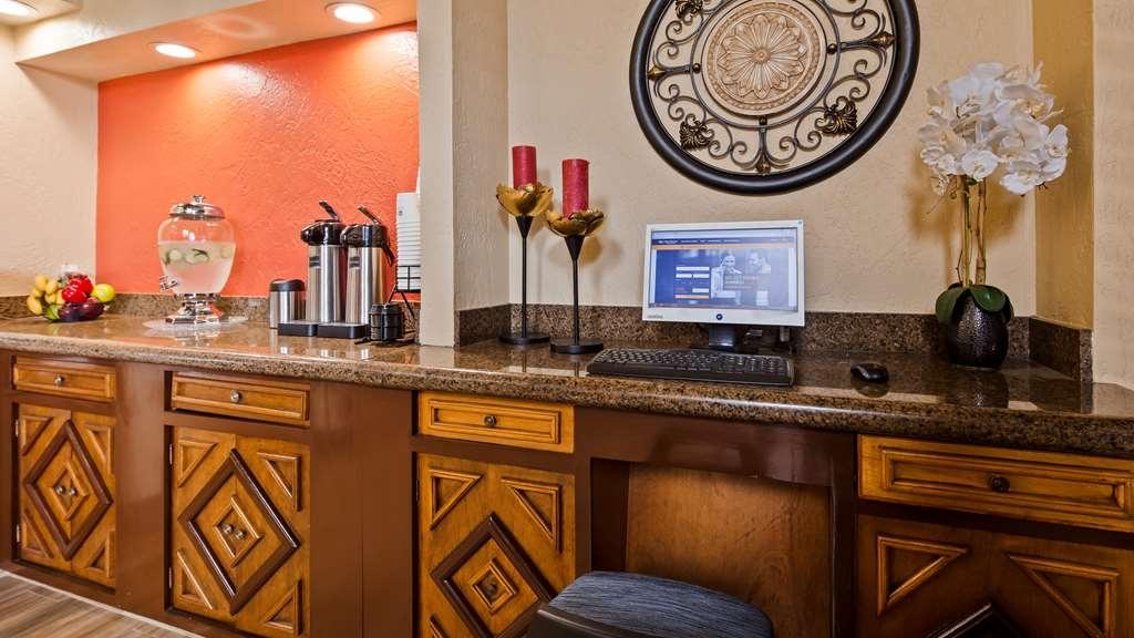 Best Western Americana Inn - centre des affaires