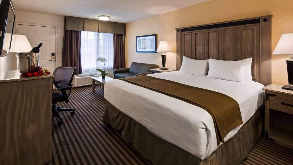 Best Western Americana Inn - Chambres / Logements