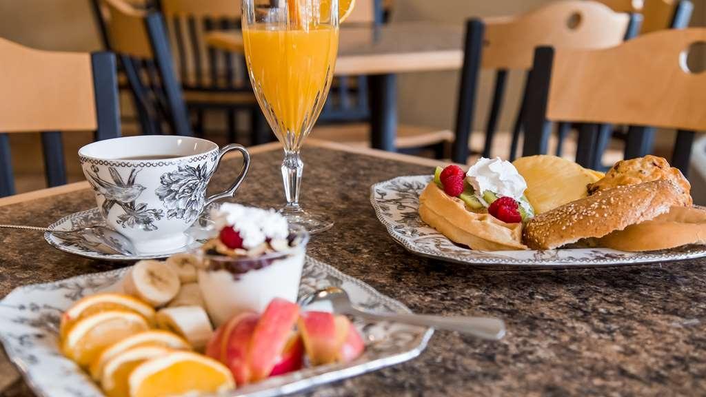 Best Western Americana Inn - Breakfast Area