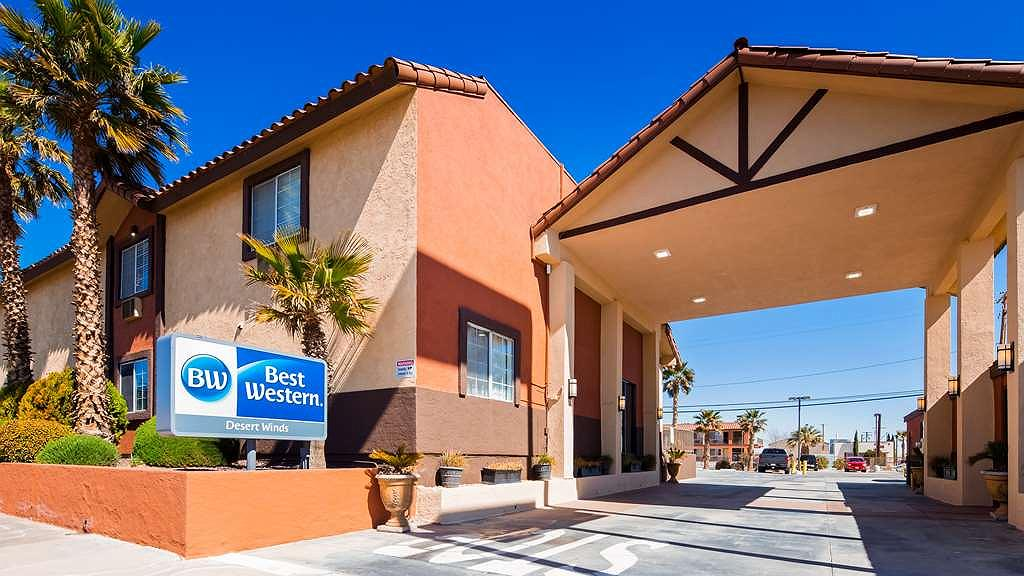 Best Western Desert Winds - Hotel Exterior