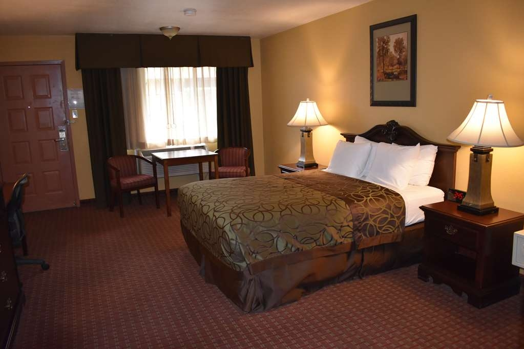 Best Western Big Country Inn - Chambres / Logements
