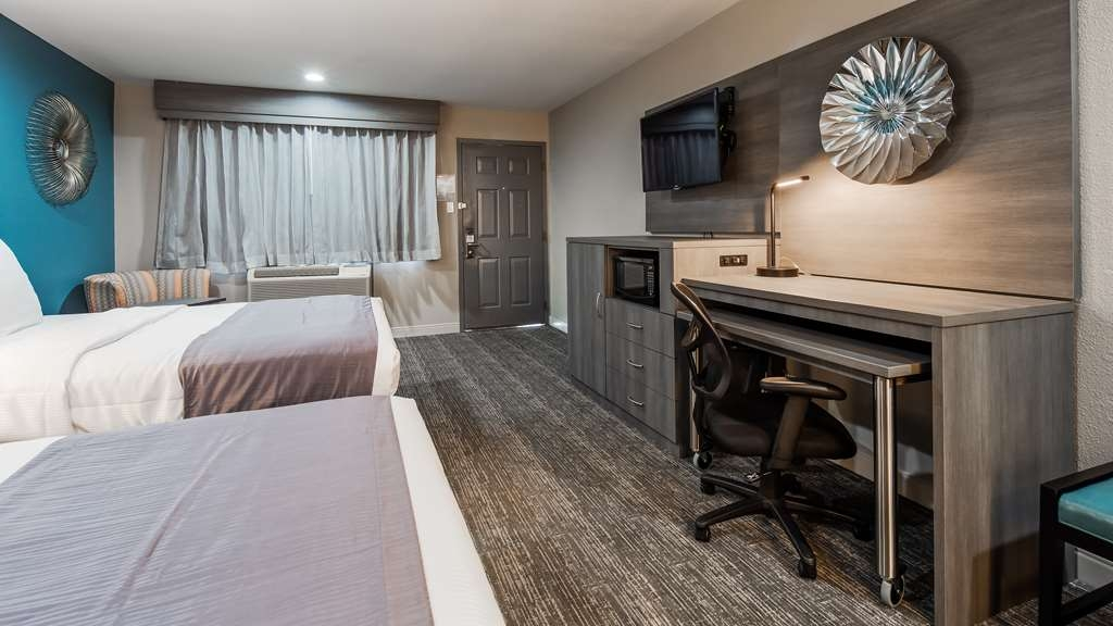 Best Western Big Country Inn - Habitaciones/Alojamientos