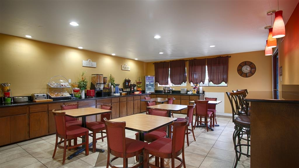 Best Western Big Country Inn - Restaurant / Gastronomie