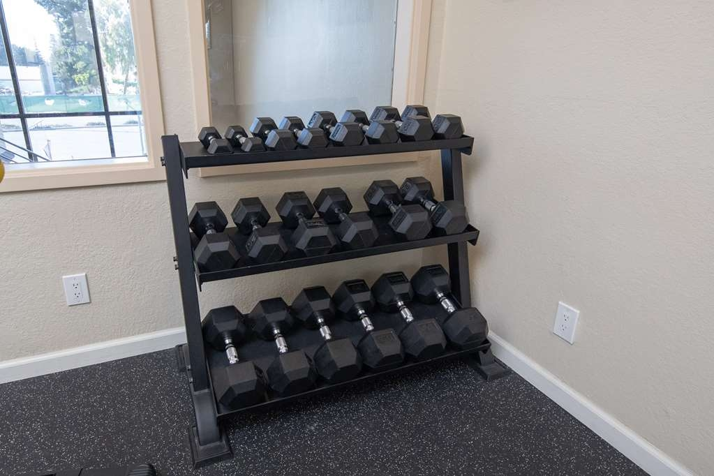Best Western Silicon Valley Inn - Fitness Center Spin Strength