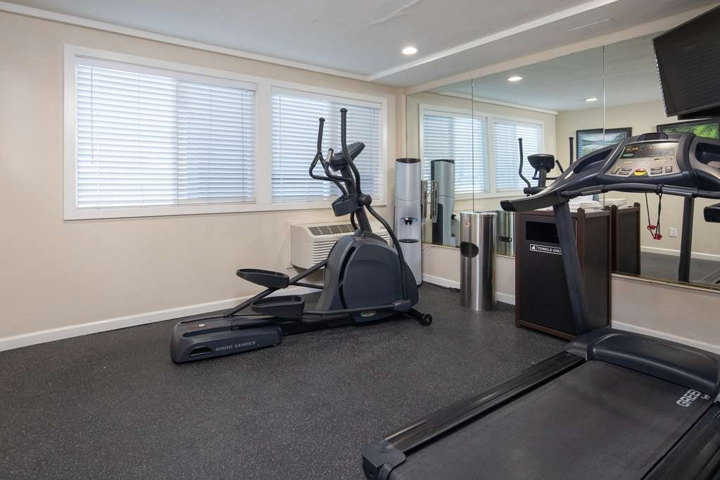 Best Western Silicon Valley Inn - Fitness Center Cardio Room