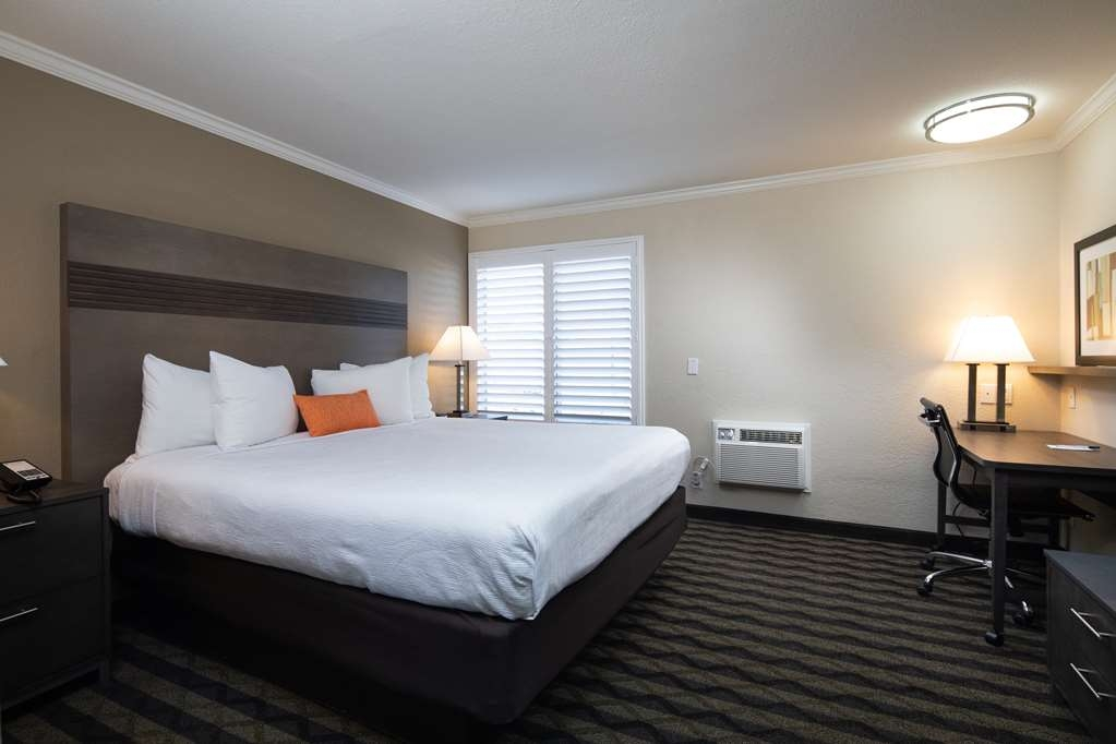 Best Western Silicon Valley Inn - One King Standard Room