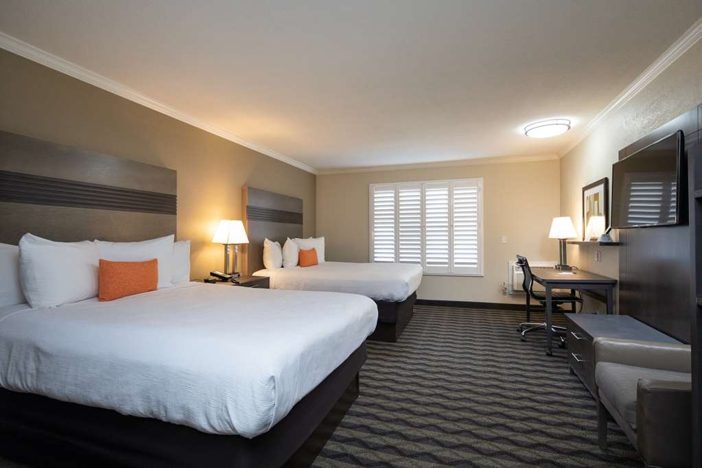 Best Western Silicon Valley Inn - Two Queen Standard Room