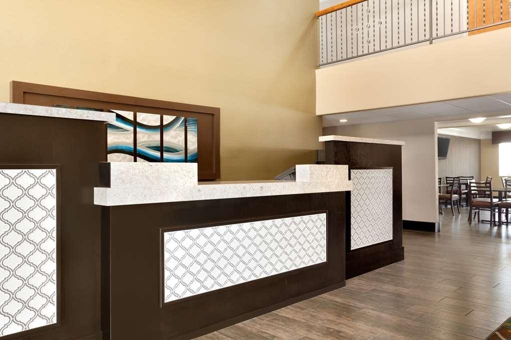 Best Western Liberty Inn - Vue du lobby
