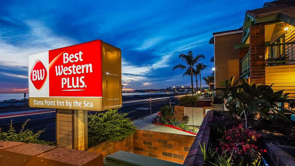 Best Western Plus Dana Point Inn-by-the-Sea - Vista exterior