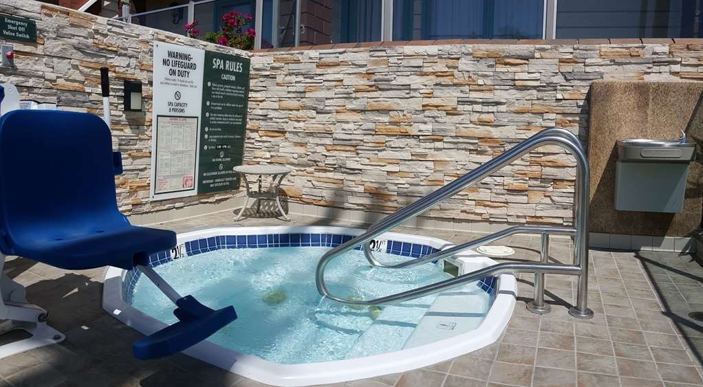 Best Western Plus Dana Point Inn-by-the-Sea - Piscina