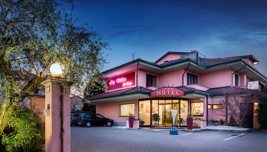 La Villa, Sure Hotel Collection by Best Western - Area esterna