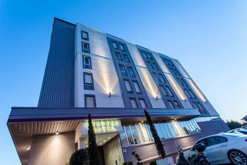 Etrusco Arezzo Hotel, Sure Hotel Collection by Best Western - Vista exterior