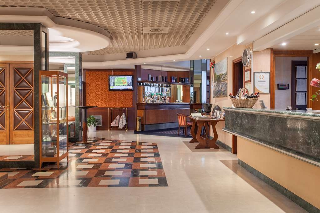 Etrusco, Sure Hotel Collection by Best Western - Reception Area