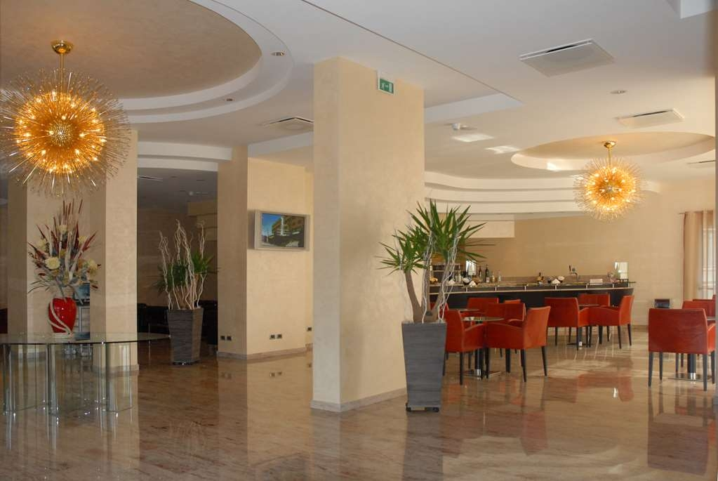 San Giorgio, Sure Hotel Collection by Best Western - Vue du lobby