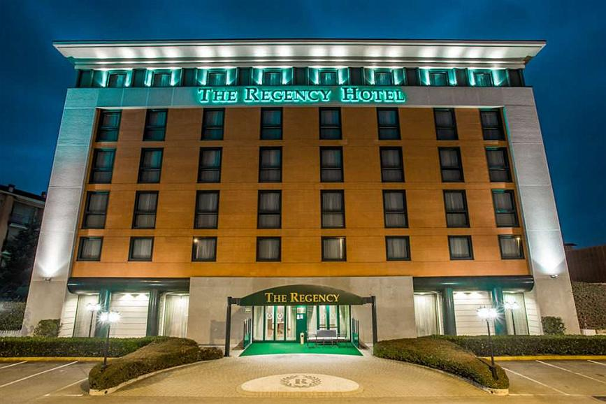 The Regency, Sure Hotel Collection by Best Western - Vista exterior