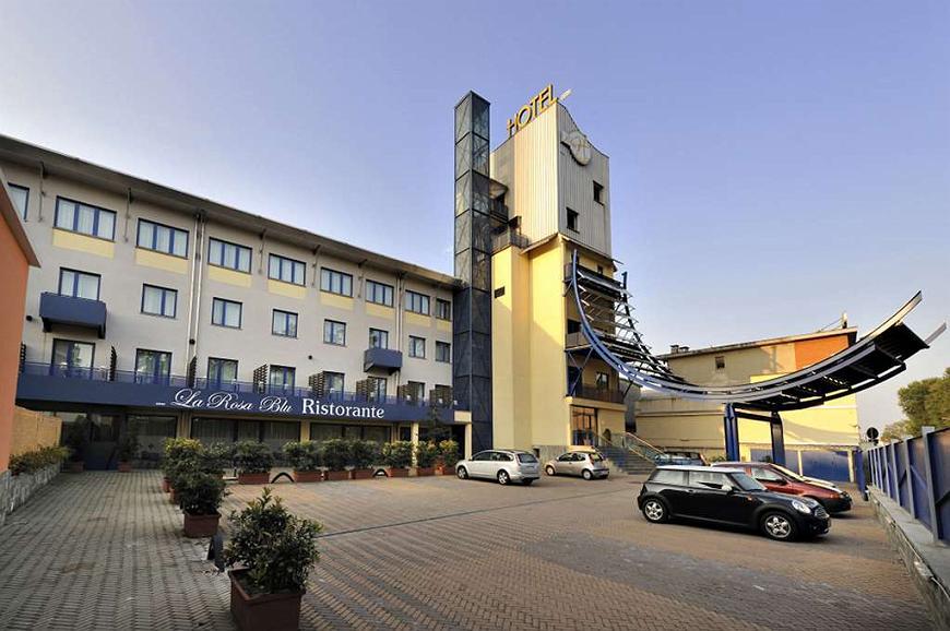 Blu Hotel, Sure Hotel Collection by Best Western - Vista exterior