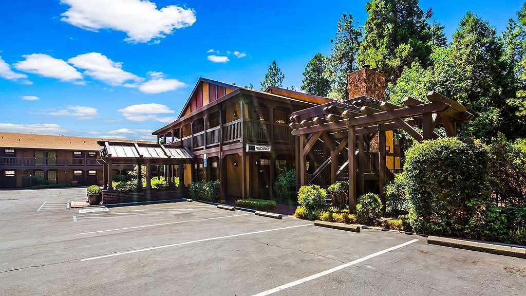 Best Western Stagecoach Inn - Façade