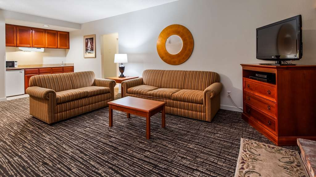 Best Western Stagecoach Inn - Suite