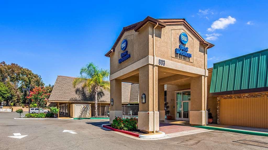 Best Western Danville Sycamore Inn - Vista Exterior