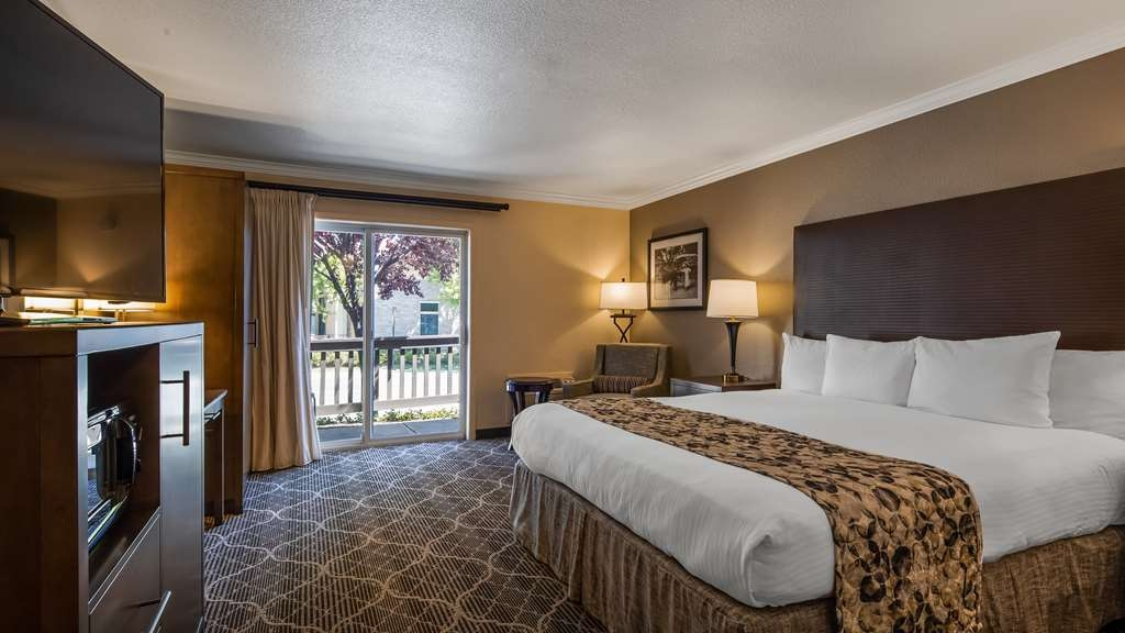 Best Western Danville Sycamore Inn - Guest room