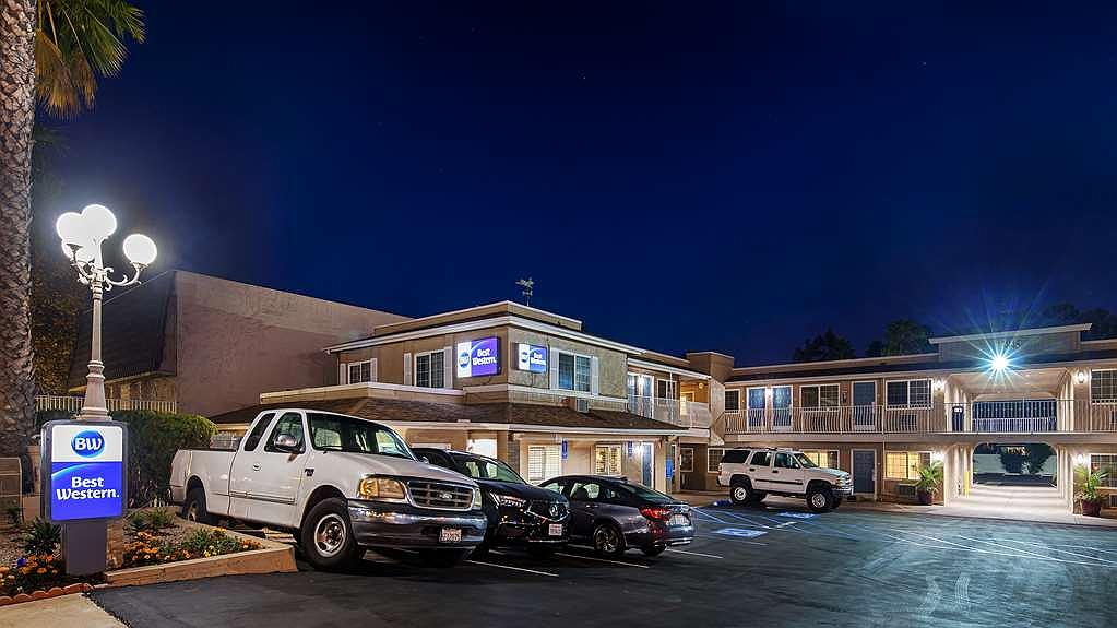 Best Western Poway/San Diego Hotel - Area esterna