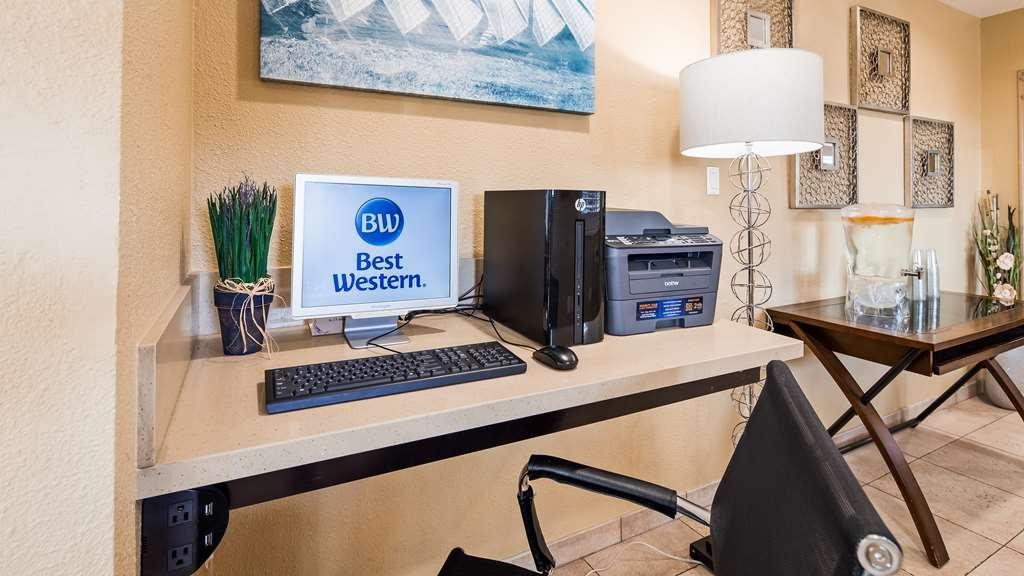 Best Western Poway/San Diego Hotel - Business Center