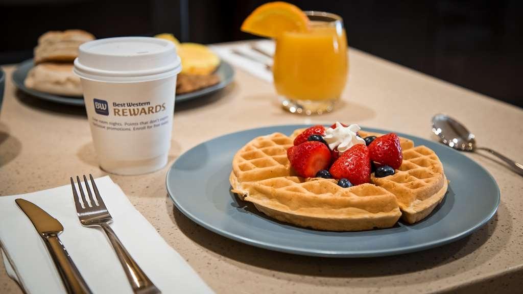 Best Western Poway/San Diego Hotel - Breakfast Area