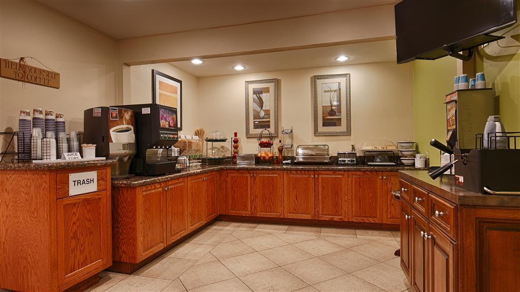 Best Western Poway/San Diego Hotel - Breakfast Bar