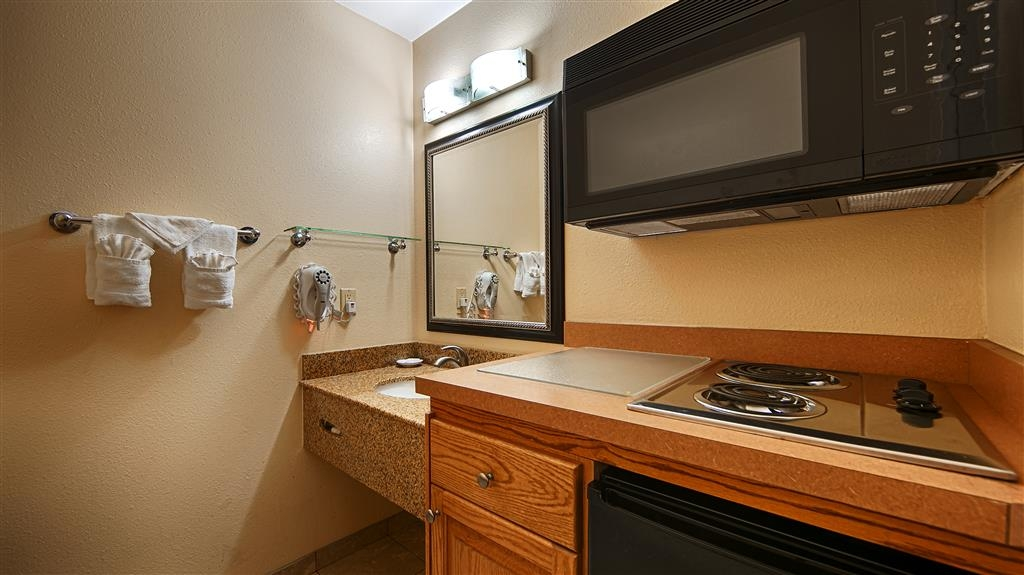Best Western Poway/San Diego Hotel - Guest Room Amenities