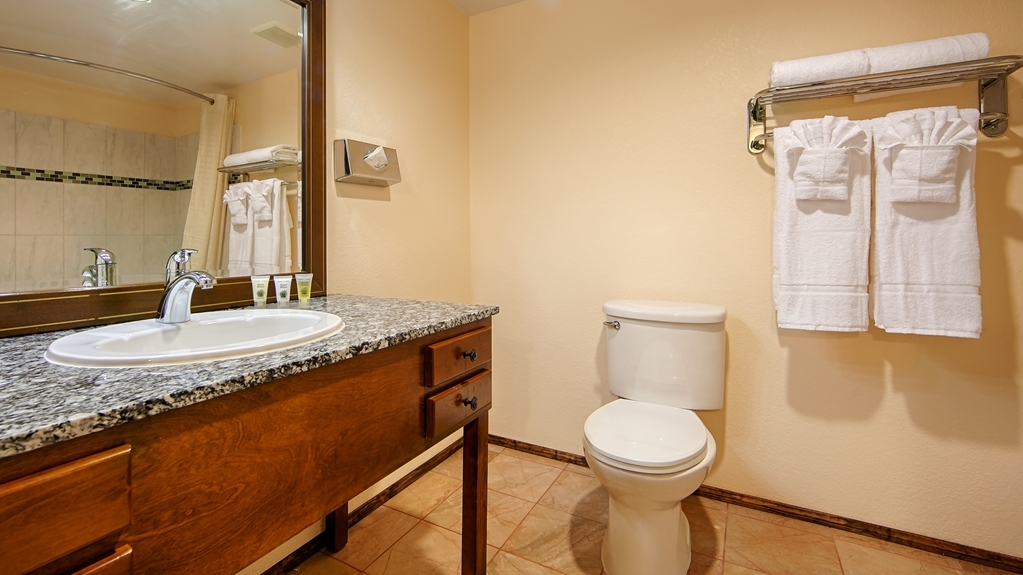 Best Western Big Bear Chateau - Baño