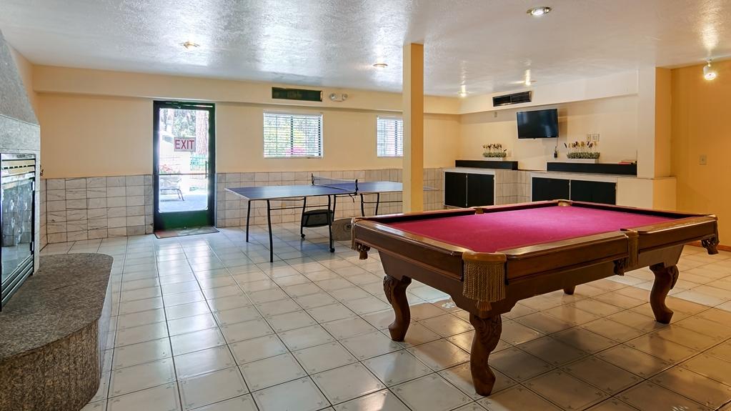 Best Western Big Bear Chateau - instalaciones de recreo-característica