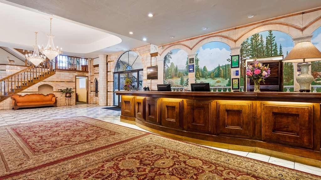 Best Western Big Bear Chateau - Hall