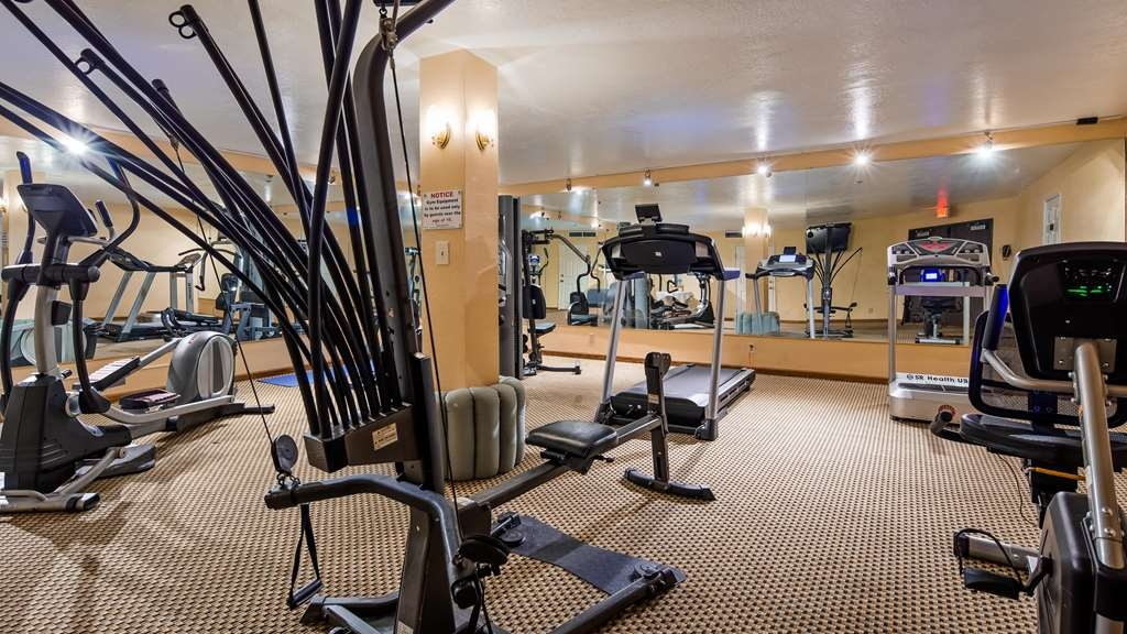 Best Western Big Bear Chateau - Centro benessere