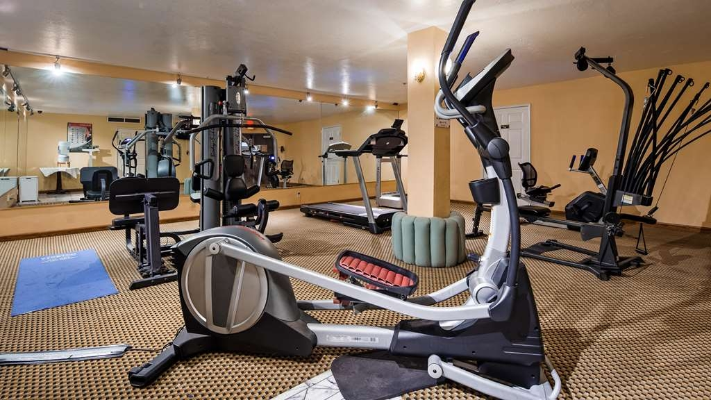 Best Western Big Bear Chateau - Fitness Center