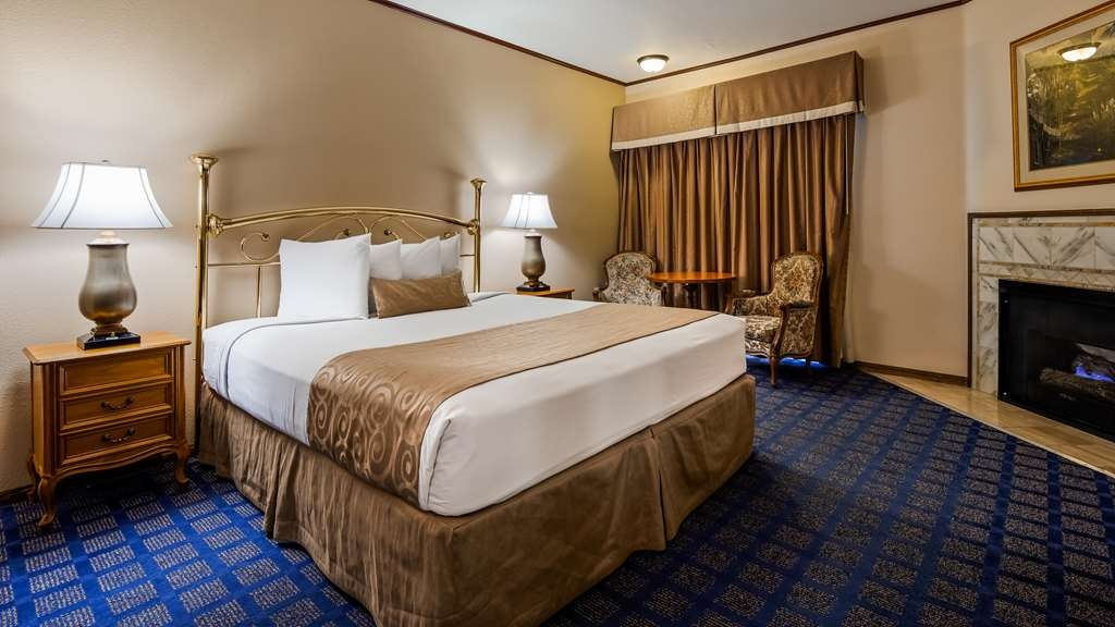 Best Western Big Bear Chateau - Queen Guest Room