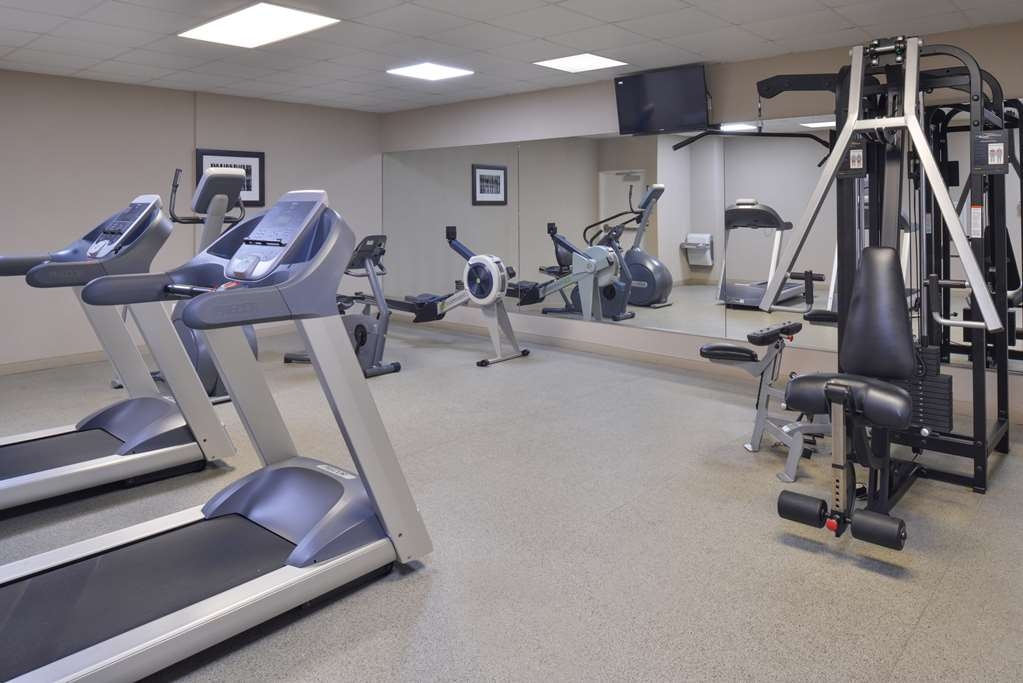 Best Western Plus Hotel at the Convention Center - exercise chambre